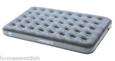Campingaz Double Air Bed Quickbed Camping Flocked AirBed