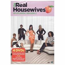 Real Housewives Of Atlanta: S2, New DVDs