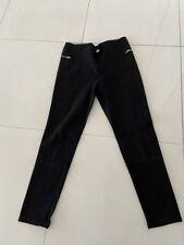 Ladies Alessi Black Stretch Pants/Leggings Size XL