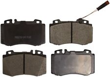 ProSolution Semi-Metallic Brake Pads fits 1993-2009 Mercedes-Benz CL500,S500 S43