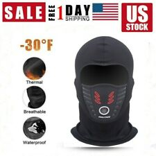 Balaclava Waterproof Face Mask Cold Weather Windproof Thermal Neck Warm US Stock