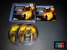 JUEGO SEGA DREAMCAST  ALONE IN THE DARK - THE NEW NIGHTMARE (PAL ALEMAN)