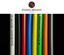 1m Shimano *SLR* Bremszughülle Bowdenzug Bremszug Hüllen Ø 5 mm div. Farben