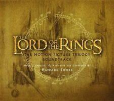 CD de musique en coffret bande originale various