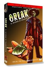 ORLAK, THE HELL OF FRANKENSTEIN (Eng Subtitled) DVD