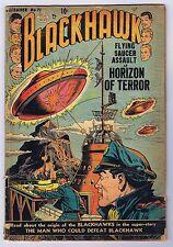 Blackhawk #71 Good with Complete Stories Golden Age 1953 DC Comics CGC