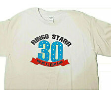 Ringo Starr and His All Starr Band 30th Anniversary Concert TShirt 2019 Tour L