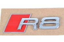 Audi R8 Schriftzug Emblem Original Audi R8 ab 2013 420853741A 2ZZ