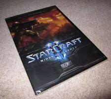 Starcraft II Collector Edition BONUS DVD Disc (PC/Windows 10/8/Mac) 2 new SEALED