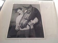 PHOTO ORIGINALE ROGER MOORE -1962 - VINTAGE (25x15)