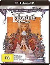 Labyrinth (David Bowie) Blu-Ray Region B