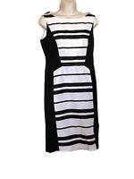 Lafayette 148 Women's Size 4 Dress Sleeveless Stretch Elegant
