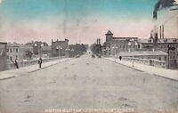 Postcard La Salle Street Bridge in South Bend, Indiana~124967