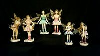 SALE *6 INSPIRATIONAL FAIRIES 2006 Faerie Glen Magic Series COMPLETE SET Lot 6