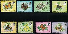 Lesotho SC421-436 Lovely Butterflies MNH 1984