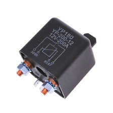 1x12V/24V DC 200A High Power Car Relay Truck Motor Continuous Automotive Switch