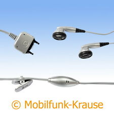 AURICOLARE STEREO IN EAR CUFFIE f. Sony Ericsson w600i