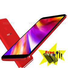 "XGODY 3G 5,7"" 8GB Téléphone 8MP Android Smartphone 4Core 2SIM Móviles libre GPS"