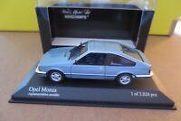 Opel Monza   1980  .Minichamps  - Paul s Model  Art-   1:43 OVP  400045120