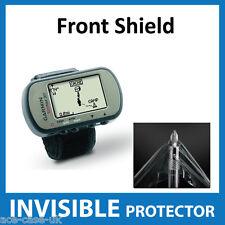 Garmin Foretrex 401 INVISIBLE FRONT Screen Protector Shield - Military Grade