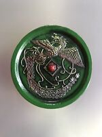 Shenmue 3 Collectors Limited Edition Phoenix / Dragon Mirror Medallion Coin New*