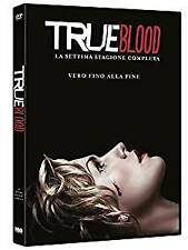 TRUE BLOOD - STAGIONE 07  4 DVD  COFANETTO  HORROR
