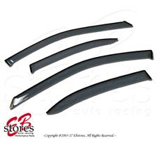 For BMW 525i 530i 545i 04-10 Ash Grey Out-Channel Window Visor Sun Guard 4pcs