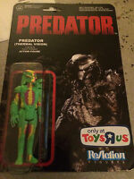 ReAction Predator: Thermal Vision Action Figure Toys R' Us Exclusive!!