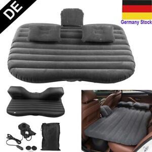 Auto Aufblasbares Luftmatratze Luftbett Rücksitz Bett Camping Reisen Mit Pumpe A