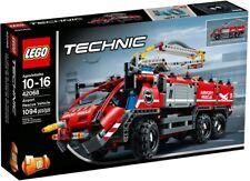 LEGO TECHNIC VEICOLO DI SOCCORSO AEROPORTUALE - LEGO 42068