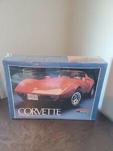 Monogram 2603 1978 Corvette 1/8 Scale Model Kit New Sealed