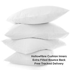 Extra Filled Hollow Fibre Plump Cushion Inners Fillers Inserts Pads All Sizes