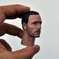 "Magneto Michael Fassbender 1/6 Scale Head Sculpt Fit 12"" Male Action Figure Body"