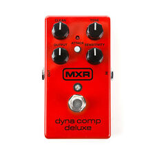 MXR M228 Dyna Comp Deluxe Compressor Guitar Effects Pedal! Dynacomp