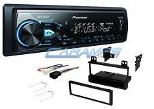 PIONEER BLUETOOTH CAR STEREO RADIO W/ SMARTPHONE INTG & USB/AUX W/ INSTALL KIT