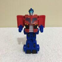 Optimus Prime Transformers 2008 McDonalds Happy Meal Figure Toy