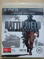 PS3 Game BattleField Bad Company 2 (revised)