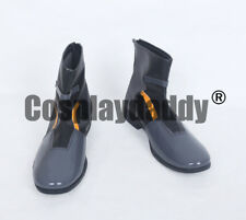 Closers Online Official Agent Version Wolfgang Schneider Cosplay Boots Shoes S00