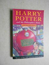 Harry Potter and the Philosopher's Stone by J. K. Rowling - PB 1997 - 35th Imp