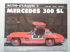 Auto-Classic 5 Mercedes 300 SL Heft