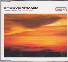 Groove Armada-See You Baby cd maxi single