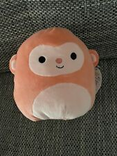 Squishmallow Elton The Monkey 7.5 inch, BNWT, rare HTF UK Exclusive Size