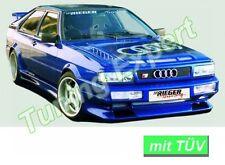 Rieger Tuning Stoßstange Spoilerstoßstange für Audi 80 Typ 81+85