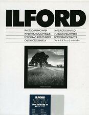 """Ilford Multigrade IV RC Pearl 20x24"""" (50.8x61cm) 50 sheets"""