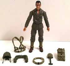 "US MARINE RADIO OPERATOR Marauder Task Force Bagged 4/"" Action Figure MTF WW II"