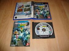 MOTOCROSS MANIA 3 DE 2K GAMES PARA LA SONY PS2 USADO COMPLETO