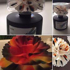 Unique Diffuser Distinctive Rainbow Flower LEMONGRASS Reed Fragrance Ideal Gift