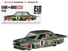 "Datsun 510 Pro Street Og ""KaidoHouse"" 1/64 Model - True Scale Miniatures Khmg001"