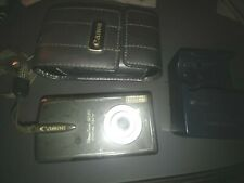 Canon PowerShot Ultra Compact Digital ELPH SD20  5.0MP Digital Camera