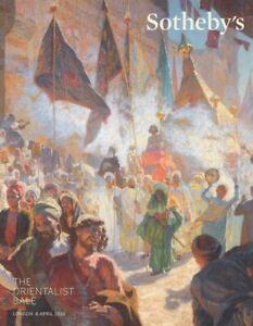 Sotheby's catalogue The Orientalist  Sale 2014  HB